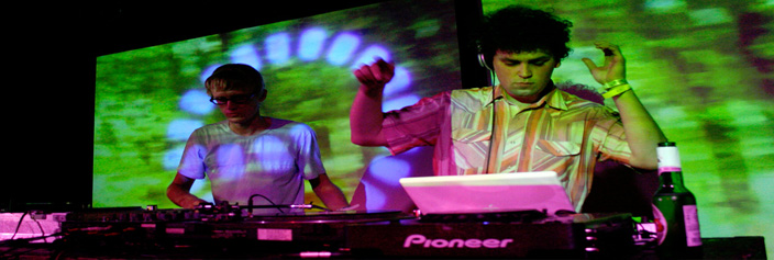 simian mobile disco f1 Simian Mobile Disco