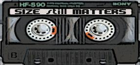 Size Still Matters Mixtape