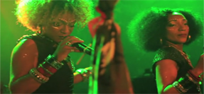 Video: Les Nubians Live @ Le Poisson Rouge NYC