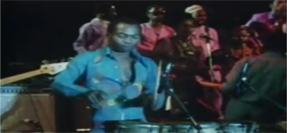 Video – Fela Kuti Live @Glastonbury 1984