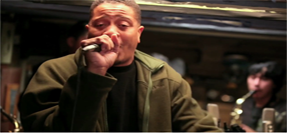 "Video: Chali 2na""Comin Through"" (Live)"