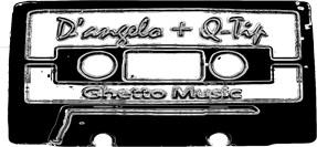 "Audio – D'angelo + Q-Tip ""Ghetto Music"""