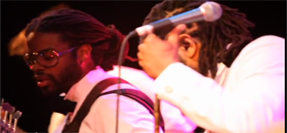 Video – Adrian Younge and Black Dynamite Orchestra Live