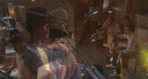 "Ronson Badu Main 300x160 Video – Mark Ronson ""A La Modeliste"" f/ Erykah Badu Live On Letterman"