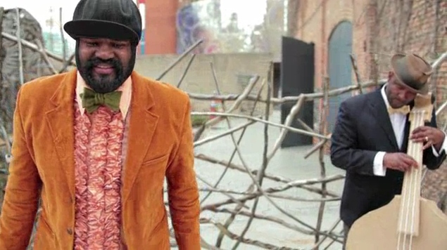 GregoryPorter Big Video   Gregory Porter   Be Good (Lions Song)