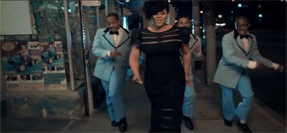 "Video: Jill Scott ""Blessed"""