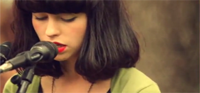 Video – Kimbra – Settle Down (live SXSW 2012 – Spotify Sessions)