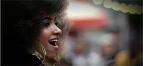 Esperanza Spalding -Black Gold Video