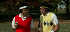 Flight of the Conchords Song - S02E06: 'The Girl with the Epileptic Dog'