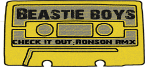 Audio – Beastie Boys – Check It Out (Mark Ronson Mash-Up)