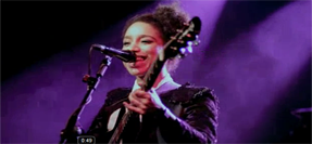 "Video: Lianne La Havas ""Is Your Love Big Enough?"""