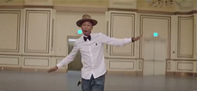 "Audio: Pharrell Williams ""Happy"" UPDATED"