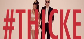 "Audio: Robin Thicke ft.T.I.,Pharrell ""Blurred Lines"""